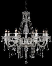 Scintillate Your Home with Ceiling Chandeliers Lights